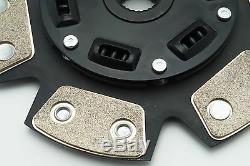 Grip Fits 12-15 Honda CIVIC Si Robuste Embrayage Kit Léger 11lbs Volant