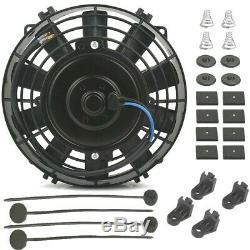 Haute Performance Transmission Refroidisseur D'huile 6 Pouces Ventilateur Kit Heavy Duty