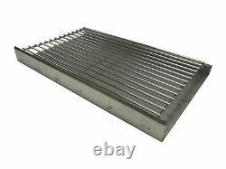 Heavy Duty Diy Brick Charcoal Bbq Kit & Four/armoire