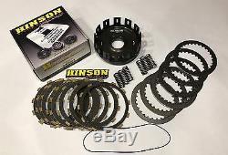 Honda Trx 450r Trx450r Hinson Billettes Panier Heavy Duty Kit D'embrayage Joint Torique
