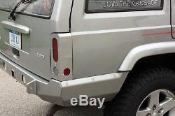 Jcr Offroad Hd Feu Arrière Carters Métal Nu 97-01 Jeep Cherokee Xj