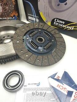 Kit D'embrayage Super Heavy Duty Survivor Flywheel Pour Nissan Navara D40 Yd25 250mm