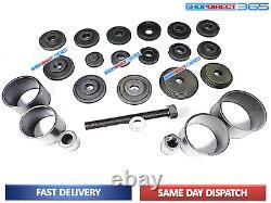Kit D'installation De L'ensemble D'installation De L'ensemble D'outils D'enlèvement De Roulement À Traction Avant Robuste 15-21