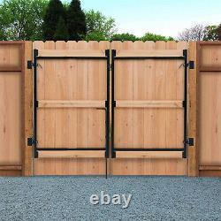 Kit De Construction De Porte En Acier Adjust-a-gate, Ouverture Large De 36-60 Jusqu'à 7' De Haut