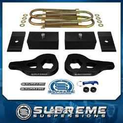 Kit De Levage Complet 3 F + 3 R Avec Cales Bloc Pour 02-05 Dodge Ram 1500 4x4