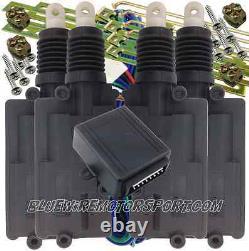 Kit De Verrouillage Central 4 Portes Powerlock