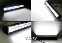 Lower Grille Mount 20 Pouces Led Light Bar Kit Pour 2020 Dodge Ram 2500 3500
