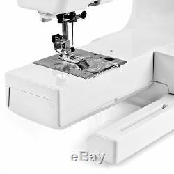 Machine À Coudre Pleine Taille Janome Hd3000 Extra-robuste + Kit Bonus De 5 Pièces De Luxe
