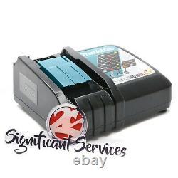 Makita Xph12z Lxt Sans Brosse Sans Fil 1/2 Hammer Driver Drill 5.0 Ah Battery Kit