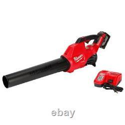 Milwaukee 2724-21hd M18 Fuel 18v 450-cfm 120-mph Leaf Blower Kit