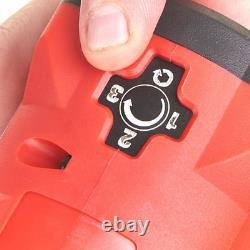 Milwaukee M12fiw38-622x Fuel Impact Wrench 3/8 Kit 4933464614
