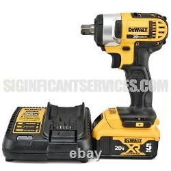 Nouveau Dewalt Dcf880 20v Max 5.0 Li-ion Cordless 1/2 Impact Wrench Detent Pin Kit