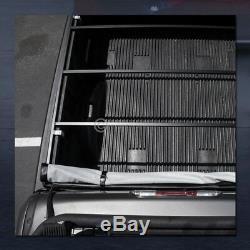 Pour 1982-1993 Chevy S10 / Sonoma Fleetside 6 Pieds Lit Snap-on Vinyle Tonneau Cover
