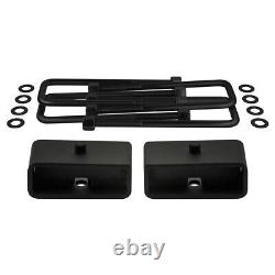 Pour 1986-1998 Toyota Ifs Pickup T100 3 F+ 2 R Lift Kit + Diff Drop Spacers