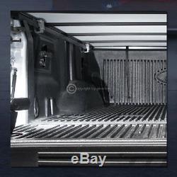 Pour 1994-2003 Chevy S10 / Gmc Sonoma S15 6 Ft 72 Bed Snap-on Vinyle Tonneau Cover