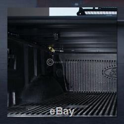 Pour 1994-2003 Chevy S10 Ramassage / Gmc Sonoma 6 Ft Lit Pli Couvre-bagages Souple