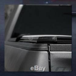 Pour 1995-2004 Toyota Tacoma / 1989 + 6' Ramassage / 72 Lit Snap-on Vinyle Tonneau Cover