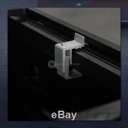 Pour 1997-2003 F150 Flareside Reg / Super Cab 6.5' Lit Snap-on Vinyle Tonneau Cover