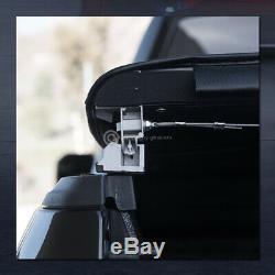 Pour 2014-2018 Chevy Silverado / Sierra 6.5 Ft Bed Lock & Rouleau Couvre-bagages Souple