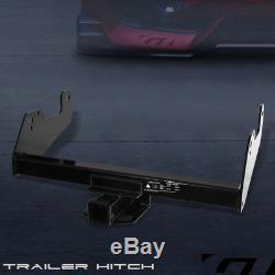 Pour 2015-2018 Ford F150 Classe 4 Attache-remorque Récepteur Pare-chocs De Remorquage Heavy Duty 2