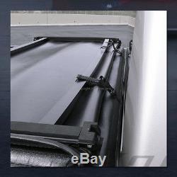 Pour 2015-2019 Chevy Colorado / Gmc Canyon 6' Longue Pli Couvre-bagages Souple