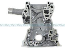 Pour Toyota 2.4l 22re / R Kit Chaine De Couverture De Distribution (2 Rails Heavy Duty) + Huile Pompe A Eau