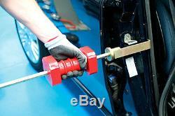 Power-tec Marteau A Extracteur 5,4 KG Outil Heavy Duty Kit Et Adaptateurs 580mm Longue