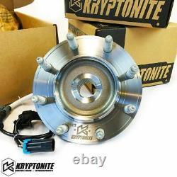 Roulement De Roue Kryptonite Pour 99-07 Classic Chevy/gmc Srw Trucks 1500hd/2500/3500