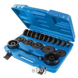 Roulement De Roue Removal Tool Kit 22 Pce Heavy Duty Acier + Garantie À Vie