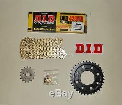 Saviez Or Heavy Duty 428 Chaîne Et Jt Sprocket Upgrade Kit Honda Msx125 Grom