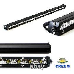 Scoop 25 Mont Capot Led Light Bar Withbrackets Câblage Pour 07-14 Toyota Fj Cruiser