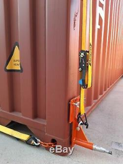 Shipping Container Roues Pleine Transport Kit Heavy Duty Australian Made