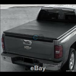 Snap-on Tonneau Cover 04-12 Chevy Colorado / Gmc Canyon Regular / Extended 6 Ft Bed