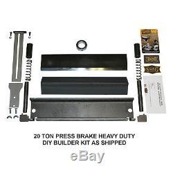 Swag Off Road 20 Ton Frein De Presse Heavy Duty Diy Kit Builder