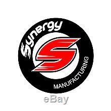 Synergy Mfg Heavy Duty Drag Link & Tie Kit Directeur Rod Pour Jeep Tj Lj Xj Zj Mj