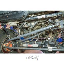 Synergy Mfg Heavy Duty Flipped Haute Steer Drag Link Pour 07-18 Jeep Wrangler Jk