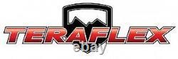 Teraflex Hd Upper & Lower Ball Joint Kit Witho Knurls Ensemble De 4 Pour 07-18 Jeep Jk