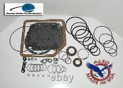 Th350 Th350c Kit De Remise En État De Transmission Heavy Duty Less Steel Kit Étape 3