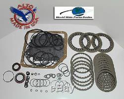 Th350 Th350c Transmission Kit De Rechange Moins Robuste Kit Acier Etape 1