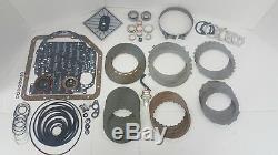 Th350 Transmission De Luxe Reconstruire Kit Heavy Duty Kit Maître Etape 2 Transtec