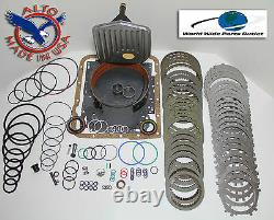 Th700r4 4l60 Kit De Reconstruction Heavy Duty Heg Master Kit Stage 3 1985-1987
