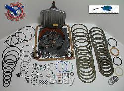 Th700r4 4l60 Rebuild Kit Heavy Duty Heg Ls Kit Étape 4 1985-1987