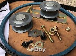 Toro 30 Timemaster Heavy Duty Kit Poulie Avec Des Ceintures Et Des Lames 126-7890