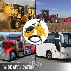 Tracteur Camion Hydraulique Détalonneur Démonte Pneu Pied De Pompe Heavy Duty Tool Kit