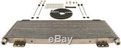 Tru-cool Max Dpl 47391 Transmission Refroidisseur D'huile Heavy Duty Sans Bypass Kit Nouveau
