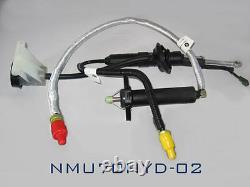Valair Heavy Duty Hydraulic Master Slave Cylindre Upgrade Dodge 24v Gen 98-02