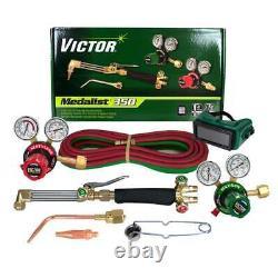 Victor 0384-2691 Médaillé 350 540/300 Étalon De Coupe D'acétylène