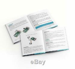 Vilros Raspberry Pi 4 Basic Starter Kit Avec Ventilateur-refroidi Robuste Boîtier En Aluminium