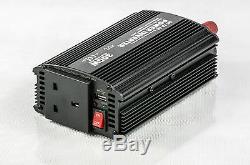 Vw T5 100a / Amp Heavy Duty Charge De Split Et De Loisirs Batterie Kit De Fixation + Onduleur
