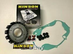 Yamaha Banshee 350 Hinson Billettes D'embrayage Panier Heavy Duty Fibres D'acier Joint Kit